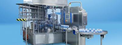 tub filling machine