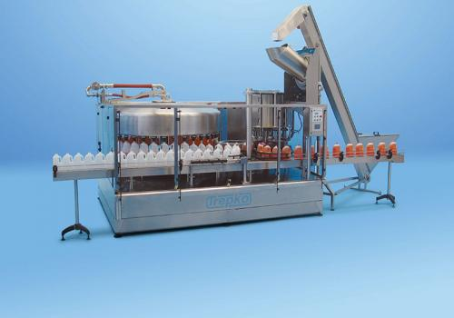 001 en 3000 series bottle filling machines