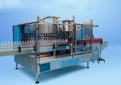 002 en 3000 series bottle filling machines