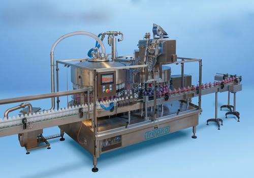 003 en 3000 series bottle filling machines