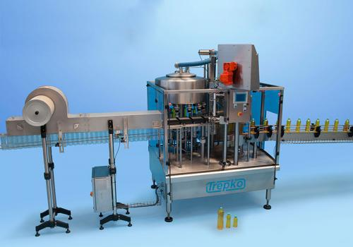 004 en 3000 series bottle filling machines