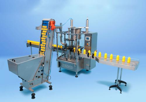 005 en 3000 series bottle filling machines